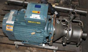 3418984 GEA TPSEX230-130-2-Q-S-f-CO-OD 3HP Motor w Pump