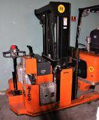 Rico Walkie Steering Forklift 24v WR-EX-30 w Battery 3000lb Lift Capacity