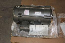 New Baldor B85192851 2 HP Motor