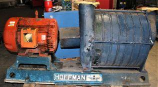 3503678 Hoffman Blower w 76HP Motor