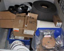 Cube Converyor Belts, Oroga Repair Kits, Misc. New Parts