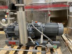 Busch Cobra Vacuum Pump, Model NC0200, 10 HP