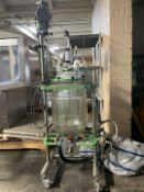 20 Gal Chemglass Reactor