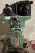 Speedaire 30 gallon air compressor