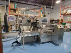 FMC Flow Wrapper - Horizontal Form Fill and Seal Machine - Packaging Machine