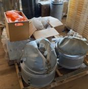 Two Pallets of Glassware and accessories