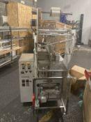 Entrepack SP86 VFFS, Stick pack machine