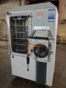 Millrock Technology Freeze Dryer, model Max53, with (5) shelf chamber and condensor, with vacuum