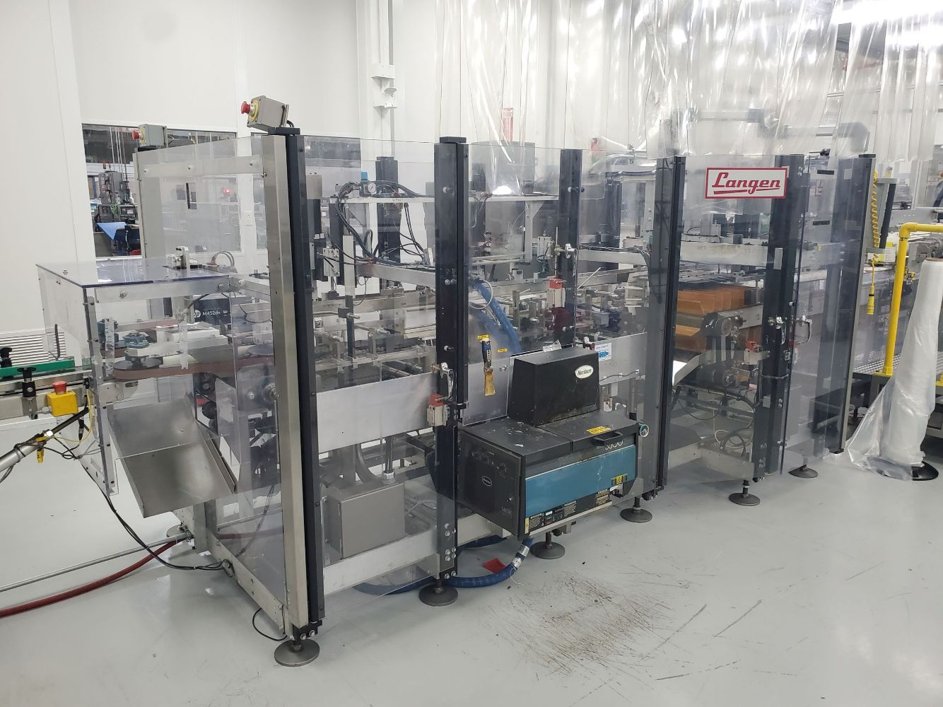 PLASTIC EXTRUSION | THERMOFORMING | PACKAGING EQUIPMENT | PLANT SUPPORT ASSETS | FROM A GLOBAL PERSONAL CARE PRODUCTS MANUFACTURER