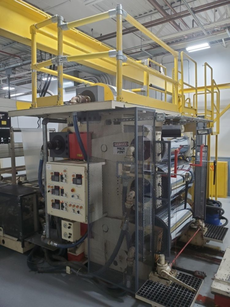 PLASTIC EXTRUSION | SHEETLINE | THERMOFORMING | PACKAGING EQUIPMENT | PLANT SUPPORT ASSETS | FROM A GLOBAL PERSONAL CARE PRODUCTS MANUFACTURER
