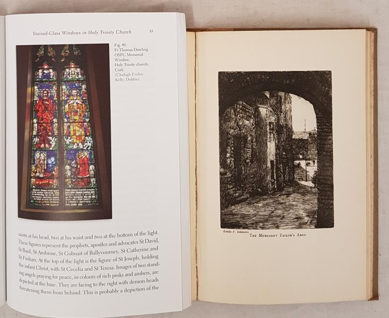 D.L. Kelleher. The Glamour of Dublin. 1929. 1st. Illustrated by Estella Solomons and P. C. Kelly. An - Image 3 of 3
