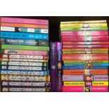 Children's Fiction – box of books including Jacqueline Wilson and Jeff Kinney: Diary of a Wimpy