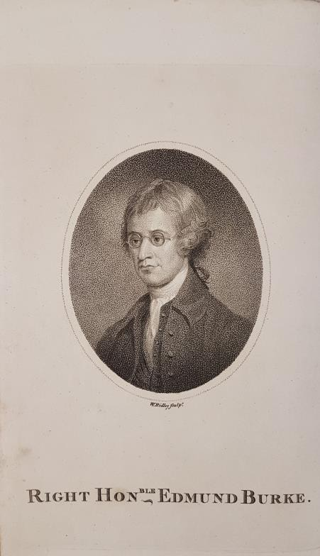 Edmund Burke. A Philosophical Enquiry into the origin of our ideas of the Sublime and Beautiful. - Image 3 of 4