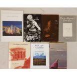 Michael Longley, 20th-century of Irish Poems, ff 2002; Una Nelly, The Poet Donne; Mentor Bk of Irish