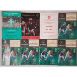 All Ireland Senior Hurling Quarter Final Programmes - 1978-1997 (8)