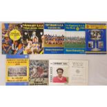 Tipperary G.A.A. - Tipperary G.A.A. Year Books 1971-1989 (nine issues)