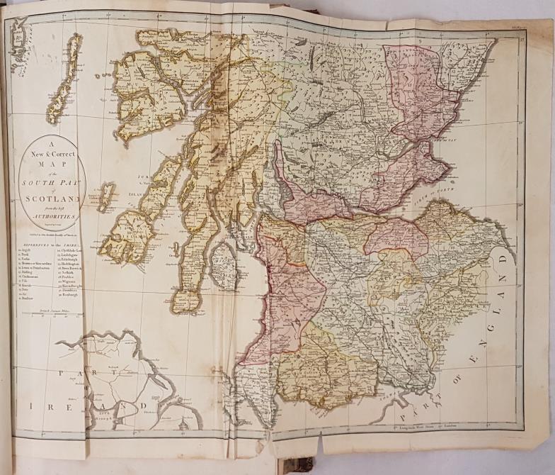 Richard Gough. Camden's Britannia. 1806. England, Scotland & Ireland. Large folio. 300 pages - Image 6 of 6