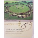 Relics of Old Decency, festschrift for Barry Raftery, Large 4to, 560 pps, dj, mint copy, a truly