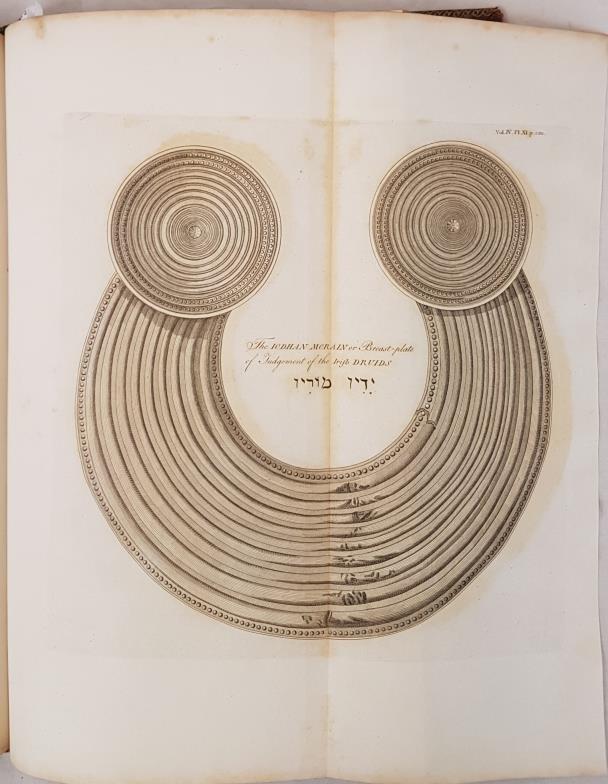 Richard Gough. Camden's Britannia. 1806. England, Scotland & Ireland. Large folio. 300 pages - Image 5 of 6