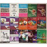 All Ireland Under 21 Hurling Semi Final Programmes 1989-2019 (15)