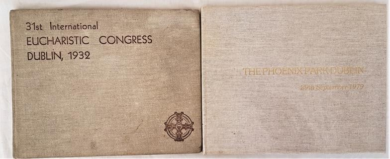Thirty First International Eucharistic Congress Dublin, 1932. Pictorial Record. Three Candles Press.