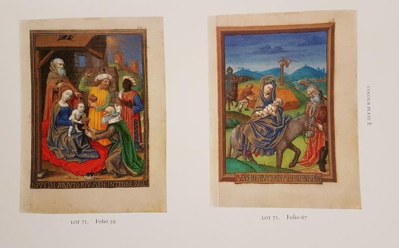 Sothebys of London. Hard back catalogue re sale of Thirty-Eight manuscripts from the 8th to - Image 5 of 5