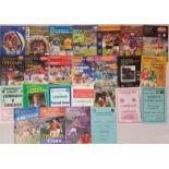 G.A.A. Munster Under-21 Final Programmes - 1988, 1989, 1990, 1991, 1992, 1993, 1994, 1996, 1997,