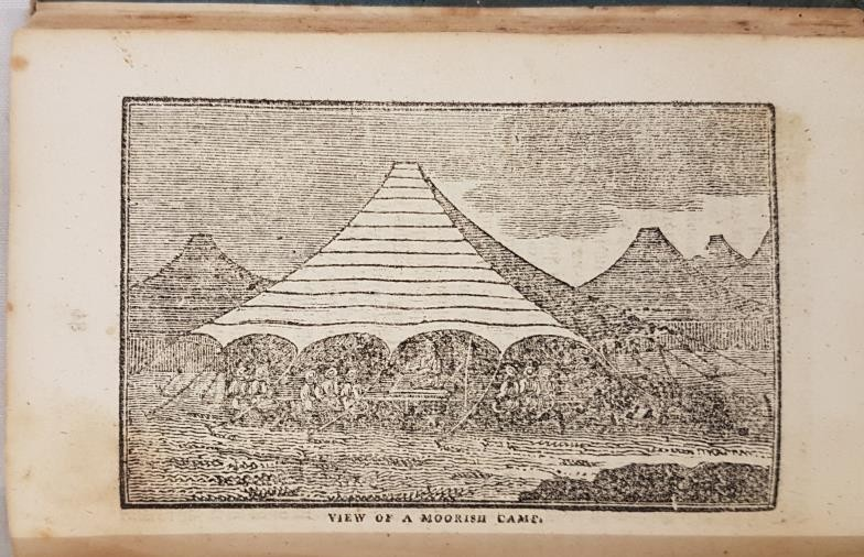 Park, Mungo. Travels in the Interior of Africa. Illustrated with woodcuts. Dublin: Printed by A. O' - Image 4 of 4