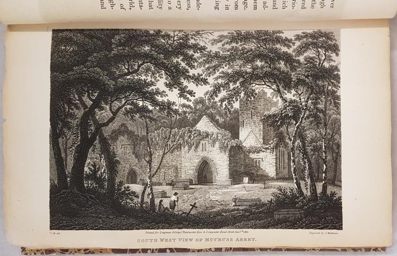 WELD, Isaac. Illustrations of the Scenery of Killarney and the Surrounding Country. With - Image 5 of 6