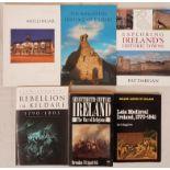 Fitzpatrick, Seventeenth-century Ireland, NGHI 3, 1988; Late Medieval Ireland, Art Cosgrove;