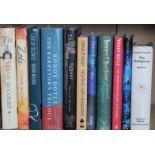 Irish Interest – collection of modern Irish literary fiction 11 hardbacks