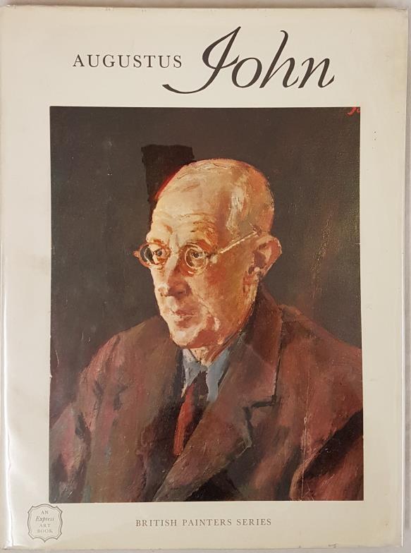 Augustus John, British Painters Series, Beaverbrook 1962; Folio, protected dj; lovely copy of now