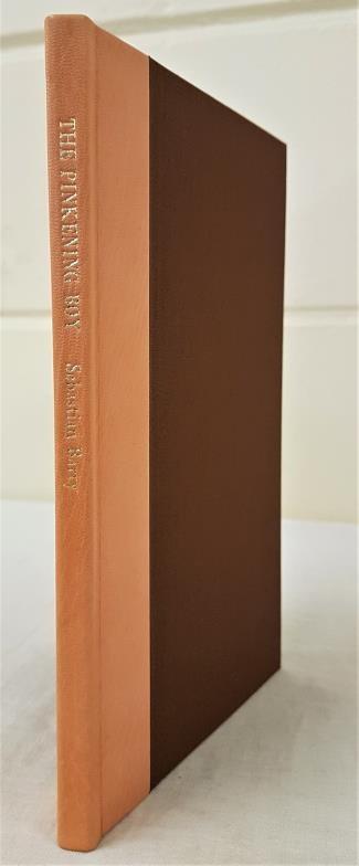 Barry, Sebastian. The Pinkening Boy. Dublin & Oxford: Joe McCann. First edition. 8vo. One of 20