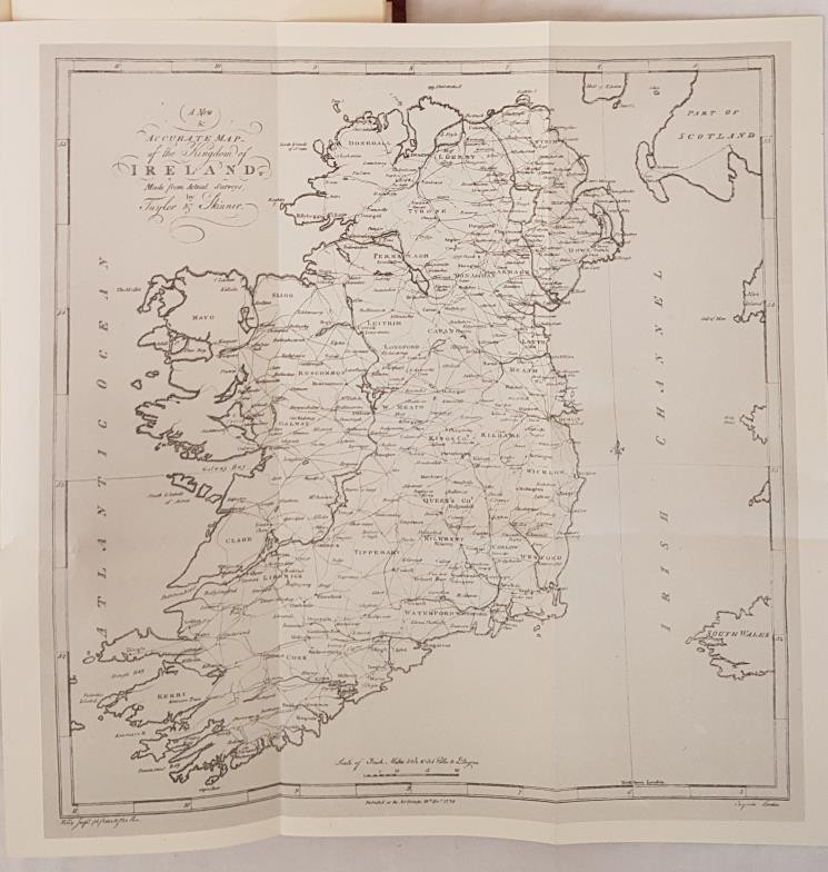Alice Stopford Green. The Makings of Ireland and Its Undoing. 1909. 1st Map; and C. Maxwell. - Image 4 of 4
