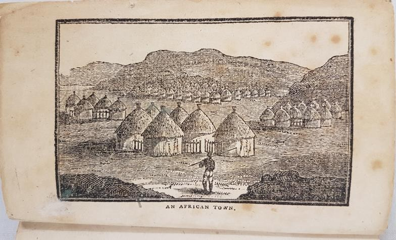 Park, Mungo. Travels in the Interior of Africa. Illustrated with woodcuts. Dublin: Printed by A. O' - Image 3 of 4