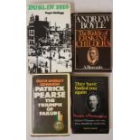 Republican Interest. Patrick Pearse. The Triumph of Failure by Dudley Edwards in dj. 1977; The
