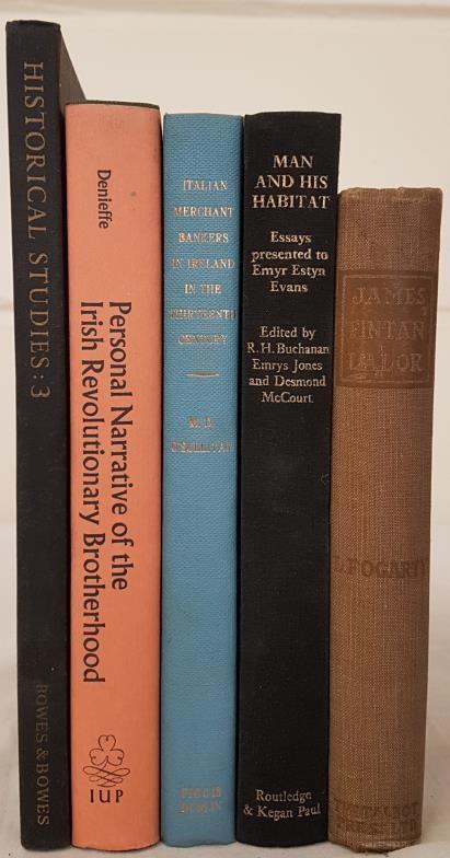 Man and his Habitat. Essays Presented to Estyn Evans. [Irish geographer]. 1971; James Fintan Lalor