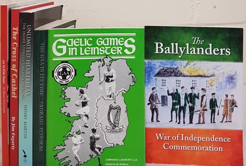 G.A.A. The Cross Of Cashel, All Ireland Under 21 Hurling Finals 1964-2014 by Jim Fogarty; The - Image 2 of 2