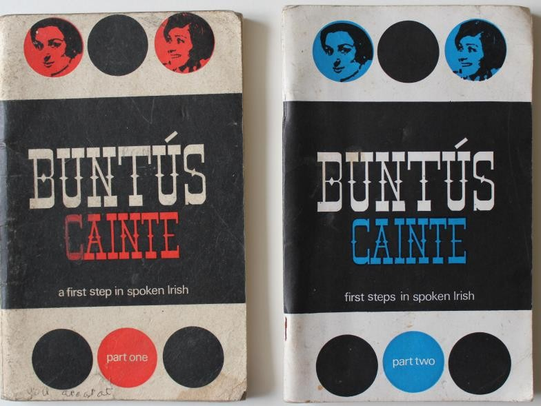 Buntus Cainte The original 1967 first published editions