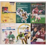All Ireland Under 21 Football Final Programmes 1994-2002 (6)