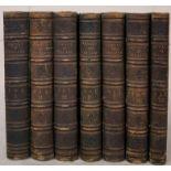 John 0'Donovan. The Annals of the Kingdom of Ireland. 1856. Second edit. 7 volumes. Fine