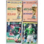 Republic Of Ireland International Soccer Match Programmes 1996 (11), 1997 (3), 1998 (3) and 1999 (9)