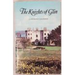 The Knights of Glin. A Geraldine Family. J. Anthony Gaughan. Kingdom Books. 1978. dust wrapper.