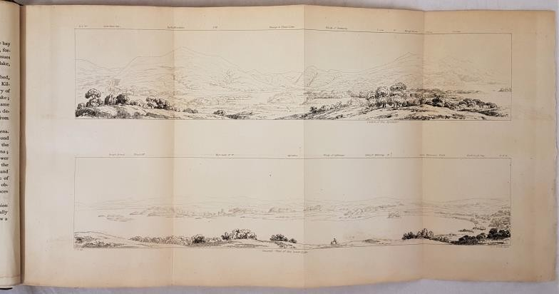 WELD, Isaac. Illustrations of the Scenery of Killarney and the Surrounding Country. With - Image 4 of 6