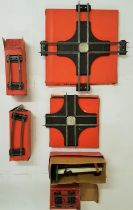 """Collection of Hornby """"0"""" Gauge Accessories to include - CRI Right Angle Crossing, CR2 Right Angle"""