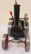 Mamod Steam Engine TE1 - as found