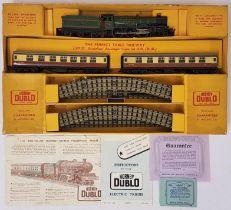 "Hornby Duplo Electric Train Set - EDP 20 Passenger Train ""Bristolian"" 30020 - boxed"