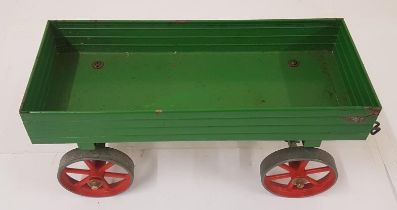 Mamod Open Wagon - OW.1 - with original packaging