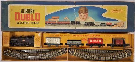 Hornby Duplo Electric Train Set EDG17 0-6-2 Tank Goods Train 30017 - boxed