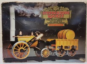 Hornby Stephenson Rocket Real Steam Trainset - boxed